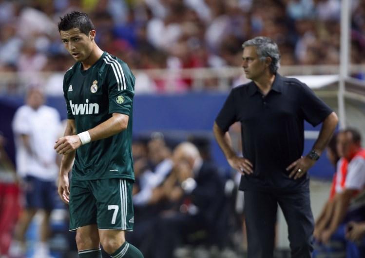 Apresentador de televisão espanhola denuncia xenofobia para com Mourinho e Ronaldo
