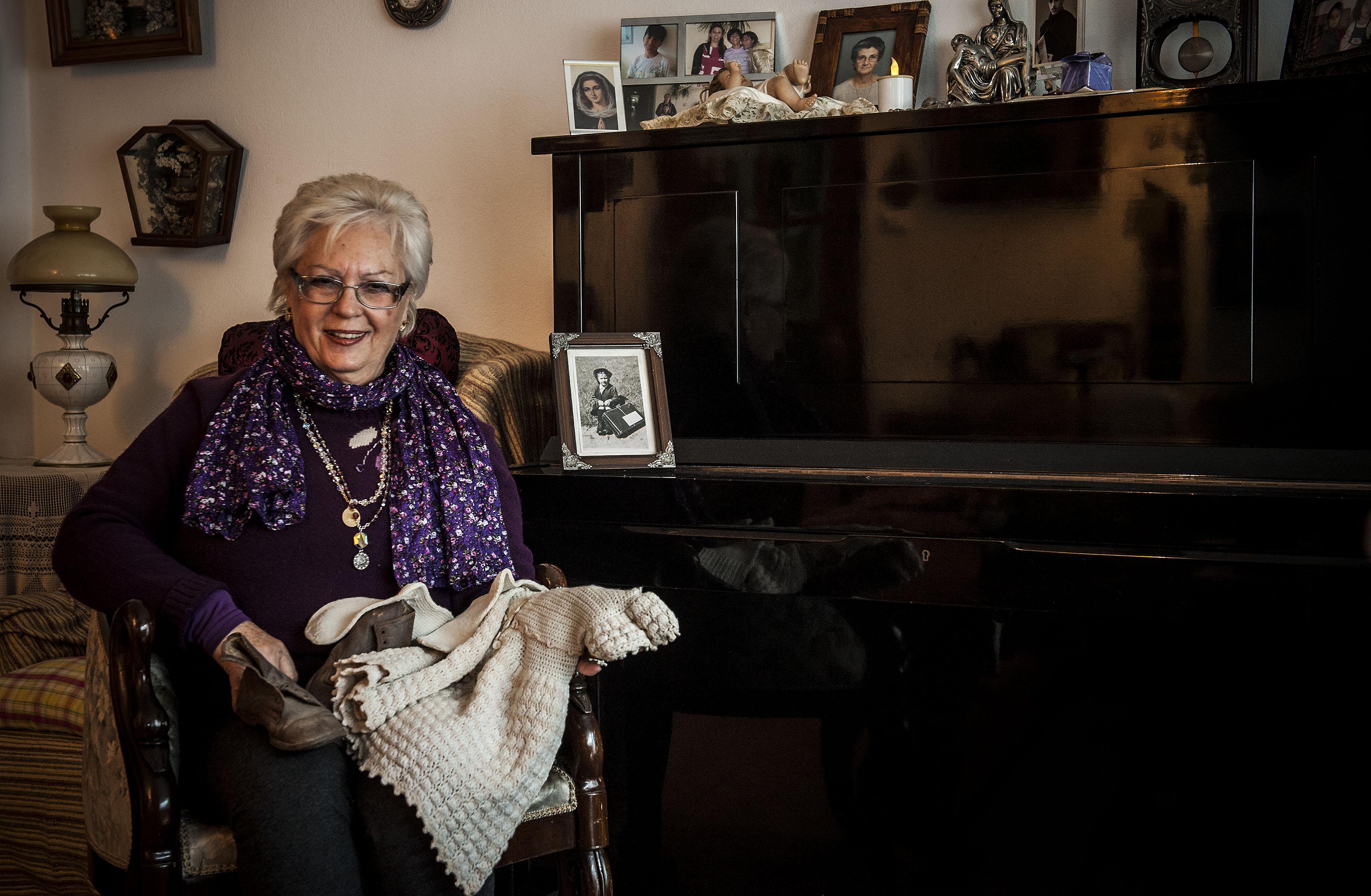 Hannelore Rodrigues Cruz não chegou a fazer a viagem de regresso à Áustria e hoje vive em Braga