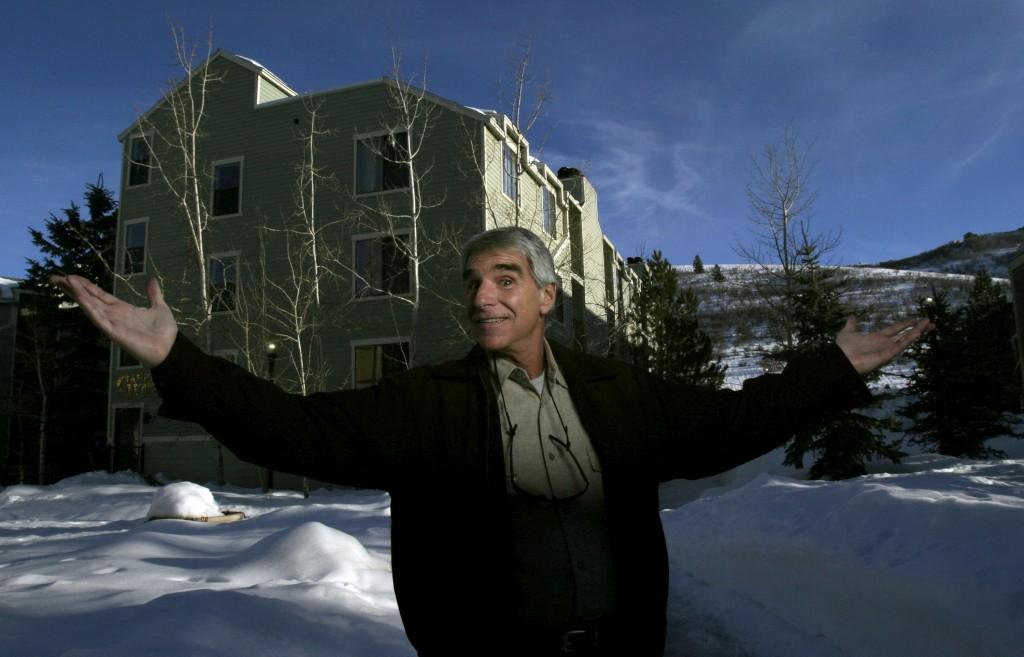 Harry Reems na sua vida de agente imobiliário