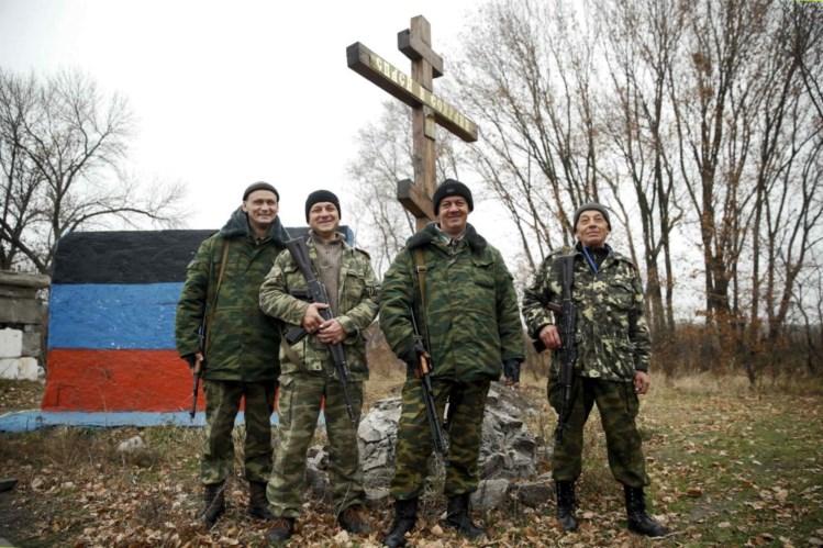 Bruxelas avança para mais sanções contra separatistas ucranianos
