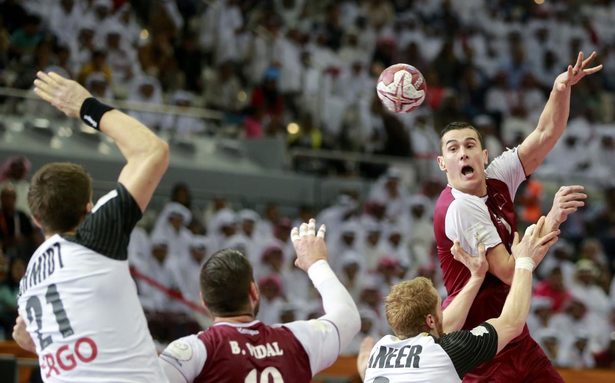Legião estrangeira do Qatar faz história no Mundial de Andebol - Público.pt